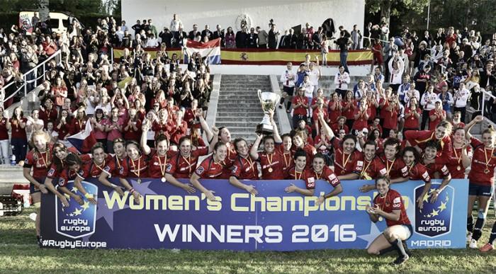 Las Leonas se proclaman campeonas de Europa