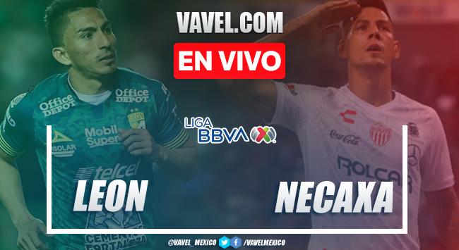 Goles y resumen: León 2-1 Necaxa en Liga MX 2020