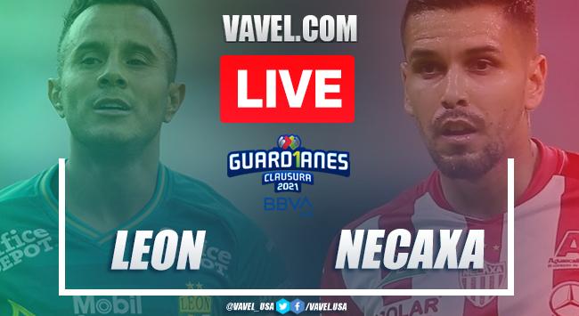 Goals and Highlights: Leon 3-1 Necaxa in Liga MX 2021