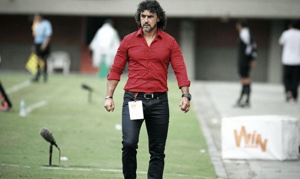 Leonel Álvarez: ''Me gusta que me toque un rival grande''