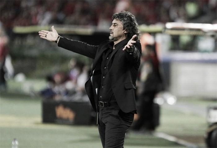 Leonel Álvarez: ''Si Juan David no me llenara, no estaría acá''
