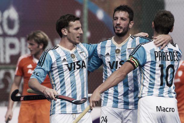Los Leones cayeron ante Holanda en el cierre de un año histórico