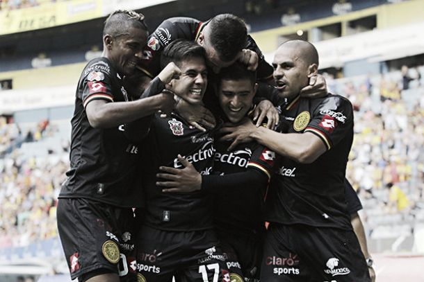 Los Melenudos se aferran a la Liga MX