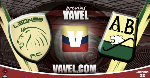 Leones F.C. vs. Atlético Bucaramanga: duelo de 'felinos' en Turbo, Antioquia