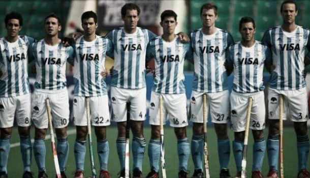 Hockey: victoria por duplicado de Argentina sobre Sudáfrica