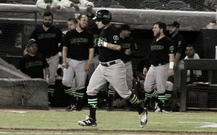 Grand Slams de Madero y Francisco dieron el triunfo yucateco