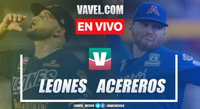 Resumen y carreras Juego 1: Yucatán 5-4 Monclova en Serie del Rey 2019