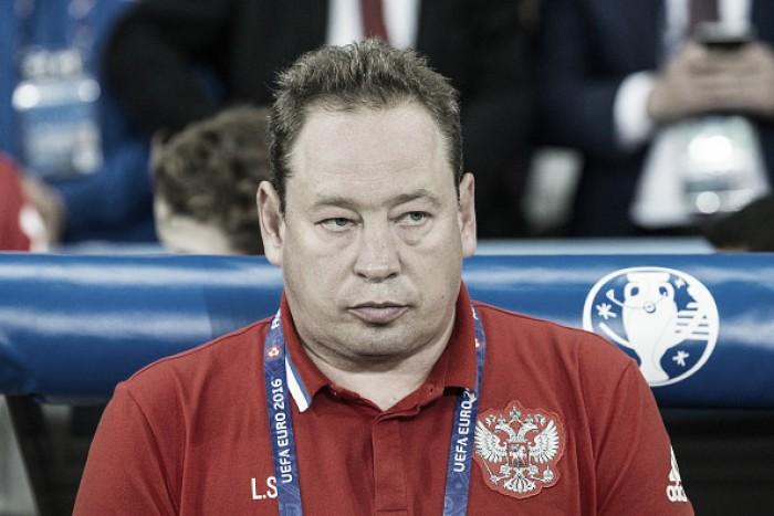 Leonid Slutsky is already focusing on Wales