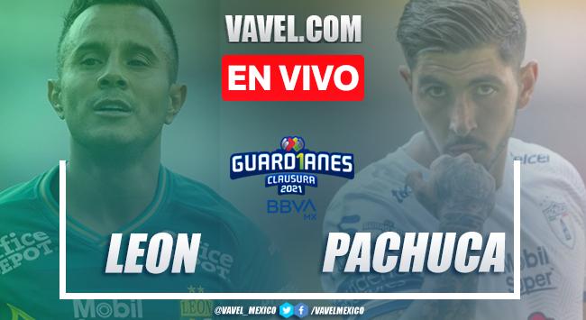 Resumen: León 0-0 Pachuca, en Liga MX Guard1anes 2021