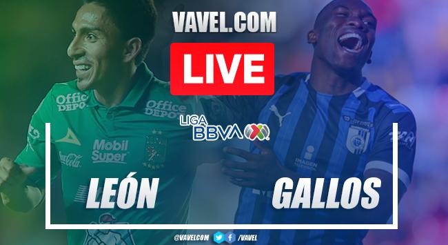 Goals and Highlights: León 3-1 Querétaro 2020 Liga MX