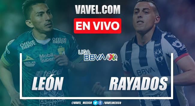 Resumen y video goles León 3-1 Monterrey en Liga MX 2020