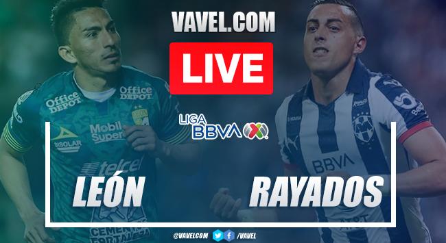 Goals and Highlights: León 3-1 Rayados Monterrey, 2020 Liga MX