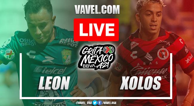 Goals and Highlights: Leon 2-1 Xolos in 2021 Liga MX