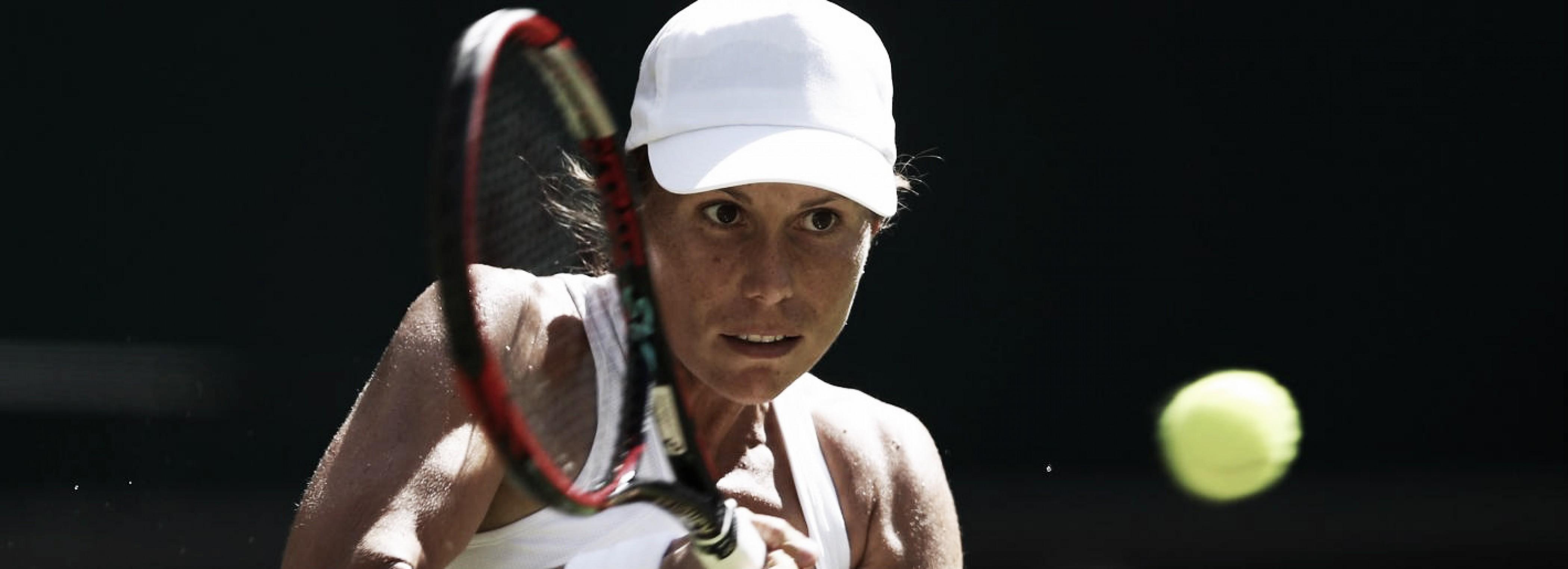 Lepchenko vence e elimina Sabalenka do WTA de Quebec