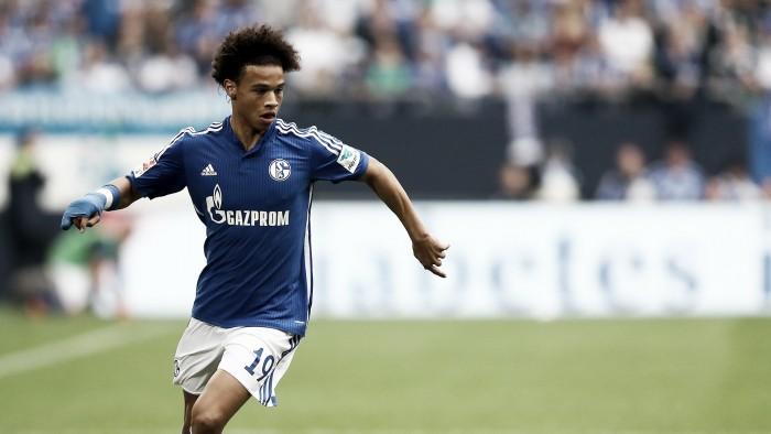 Sané wird nie zum BVB wechseln