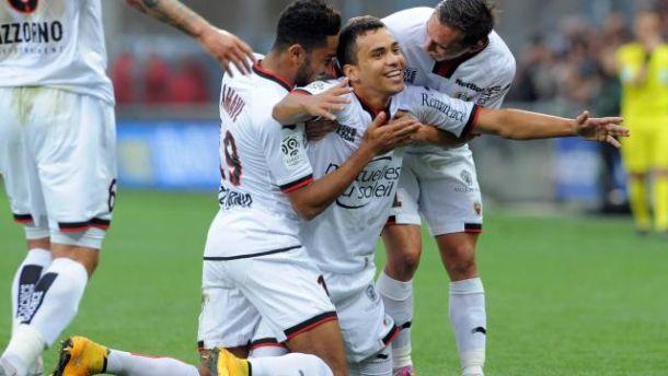 EA Guingamp - OGC Nice : Un score fleuve