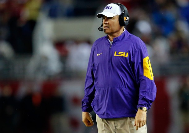 Clary: Firing Les Miles Would Be An Egregious Error For LSU