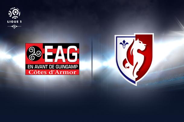 Live Ligue 1 : le match En Avant Guingamp - Lille OSC en direct (0-1)
