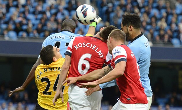 Manchester City-Arsenal 1-1, rivivi la diretta