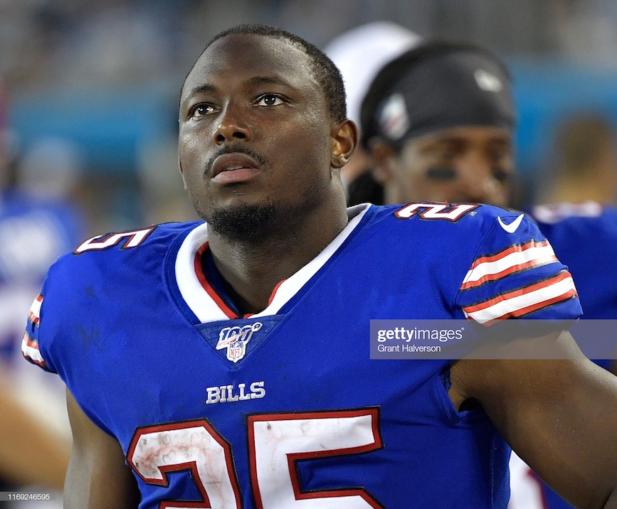 Six-Time Pro Bowl Running Back LeSean McCoy to join Kansas City Chiefs
