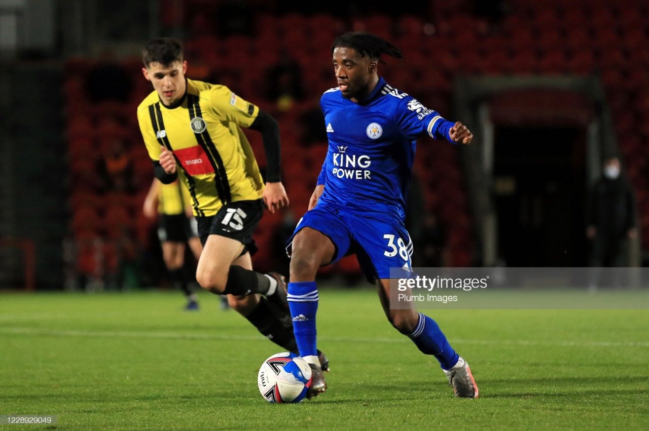 Analysis: Could Brendan Rodgers have actually turned to the Leicester City U23s in a midfield injury crisis?