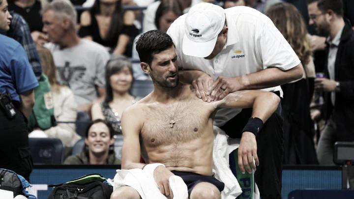¿Djokovic se pierde lo que resta de la temporada?