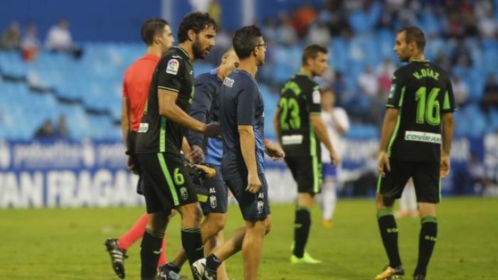 Germán Sánchez será baja entre dos y tres meses