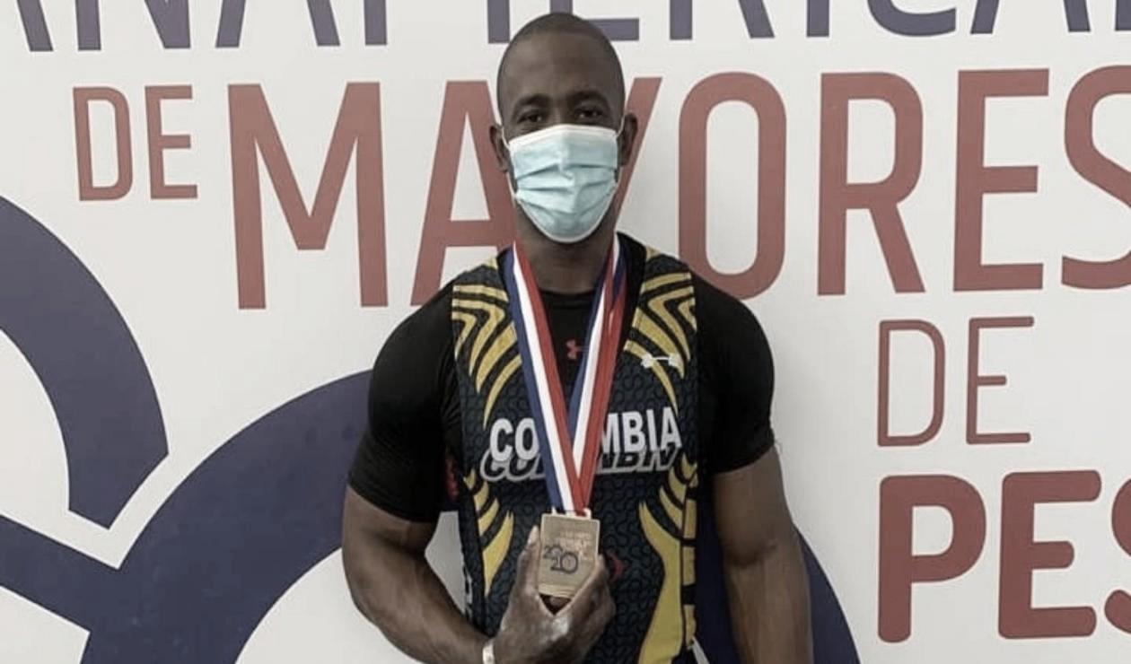 Colombia se proclamó campeón panamericano de pesas