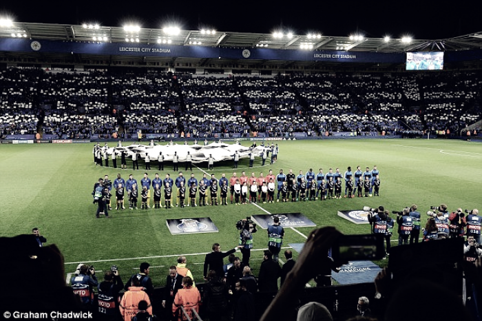 Champions League - Leicester a caccia della rimonta contro il Siviglia: le formazioni ufficiali