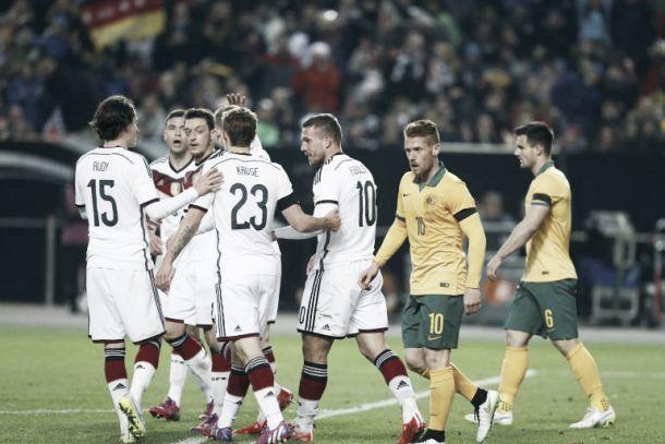 Live Georgia - Germania, Diretta qualificazioni Euro 2016