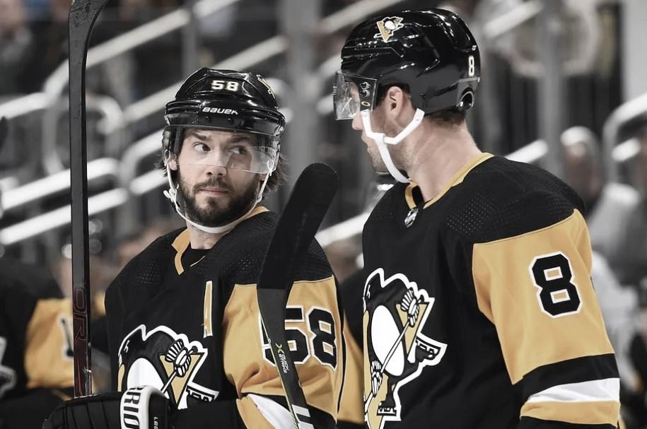 La defensa de los Penguins, un muro