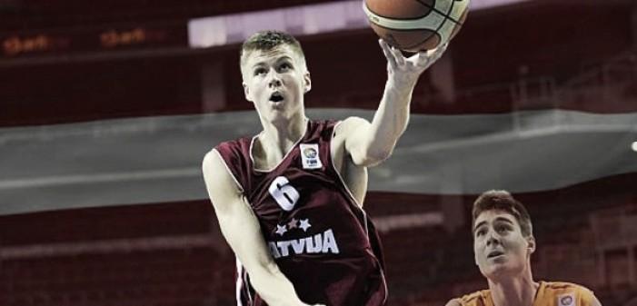 Guía VAVEL Eurobasket 2017: Letonia, selección de presente y futuro