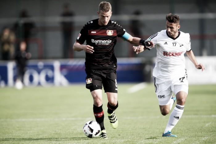 Verl draw doesn't derail Leverkusen's hopes of a super season