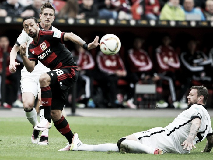 Bayer 04 Leverkusen 3-0 Eintracht Frankfurt: Leverkusen one step closer to Champions League qualification