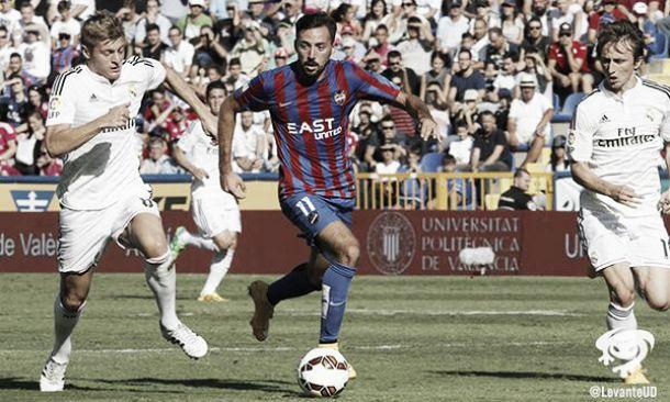 Real Madrid - Levante: cuestión de orgullo en el Bernabéu