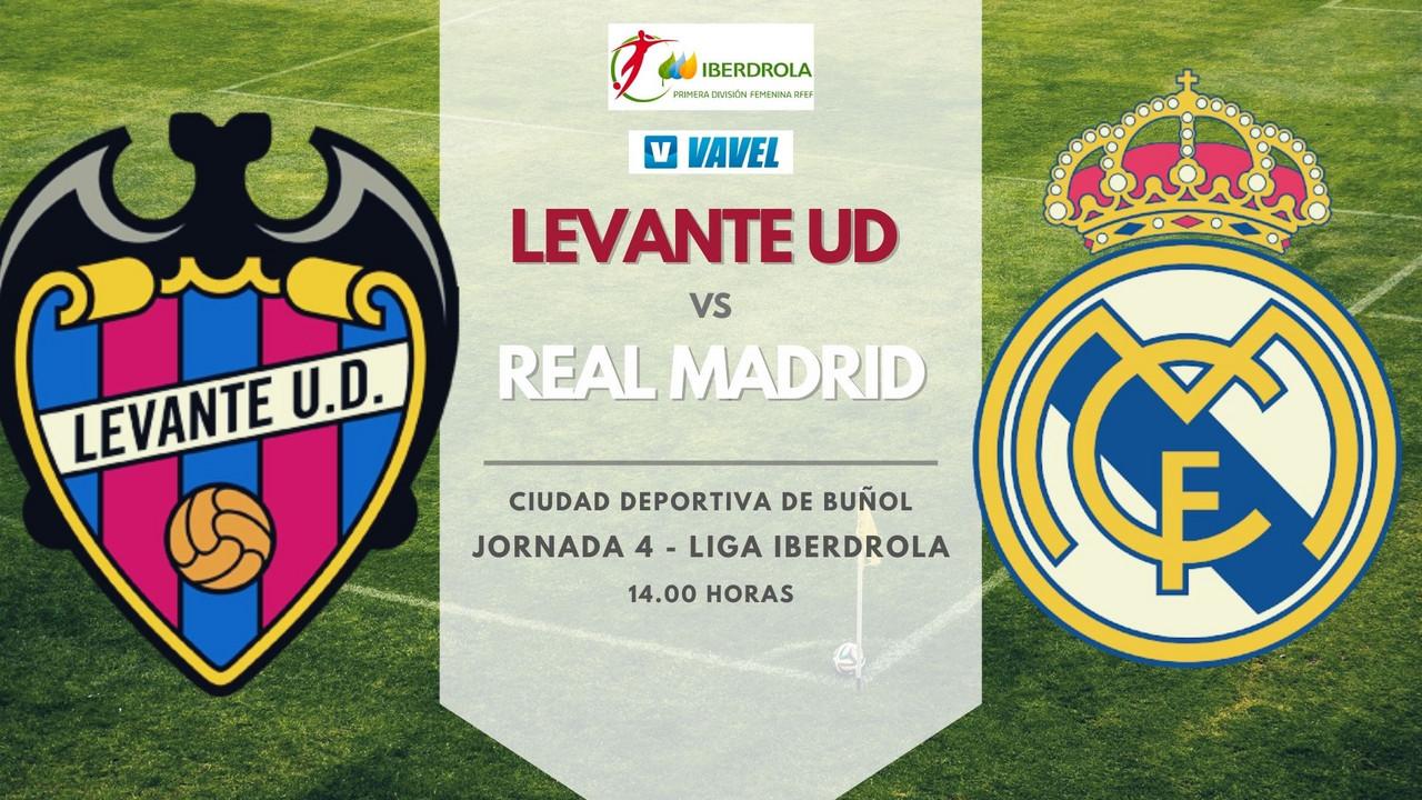 Previa Levante - Real Madrid: un paso más cerca de Europa