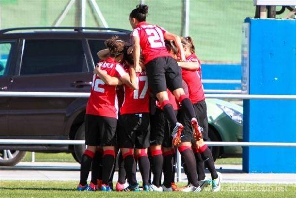 Primera División Femenina: jornada 8