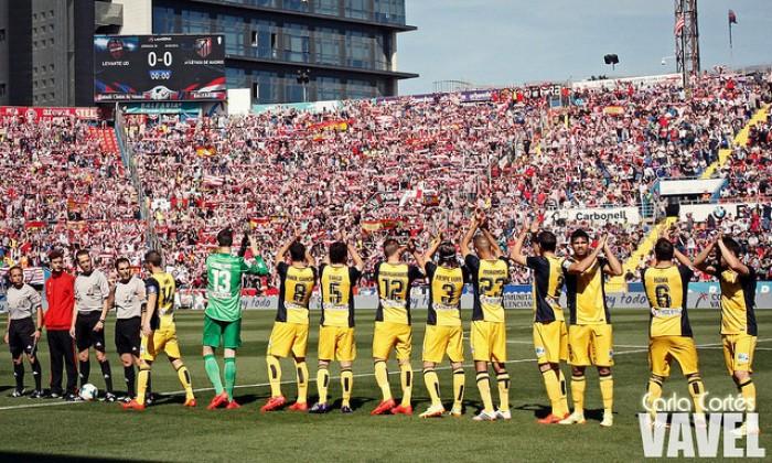 El Atlético quiere ser campeón