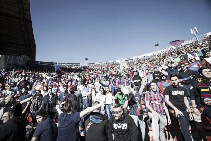 Previa Levante UD - Real Zaragoza. El Levante y el Zaragoza se juegan el primer puesto en lo más alto de la tabla clasificatoria