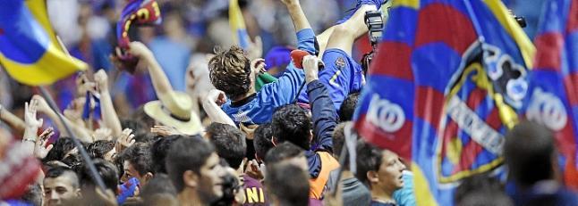 38eme journée de Liga: Malaga et Levante seront européens la saison prochaine