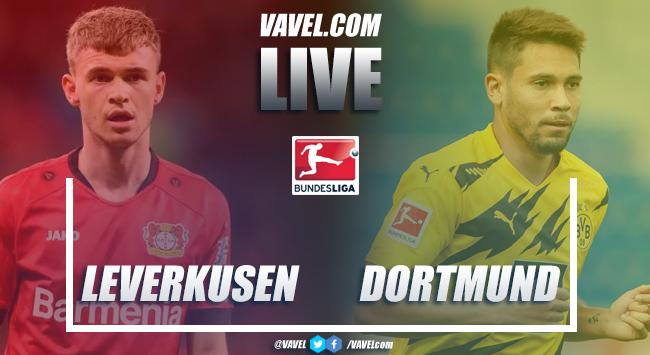 As it happened: Bayer Leverkusen 2-1 Borussia Dortmund