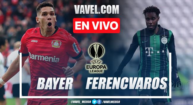 Goles y resumen del Bayer Leverkusen 2-1 Ferencváros en UEFA Europa League 2021