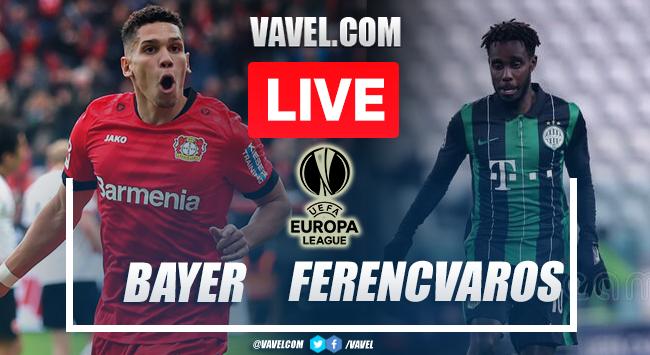 Goals and Highlights: Bayer Leverkusen 2-1 Ferencváros in UEFA Europa League 2021
