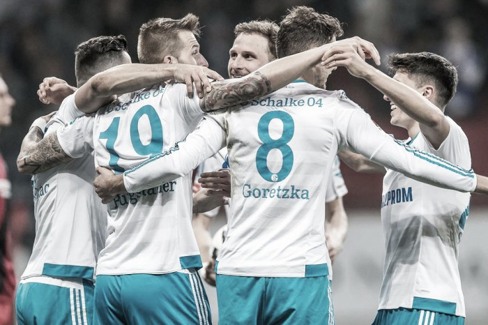 Bundesliga - Il Leverkusen si scioglie, lo Schalke lo sovrasta: 1-4 alla BayArena