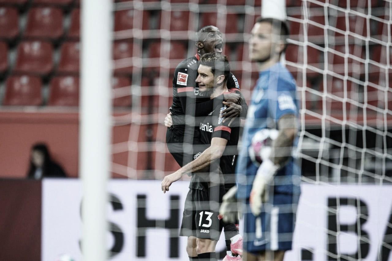 Foto: reprodução Bayer Leverkusen