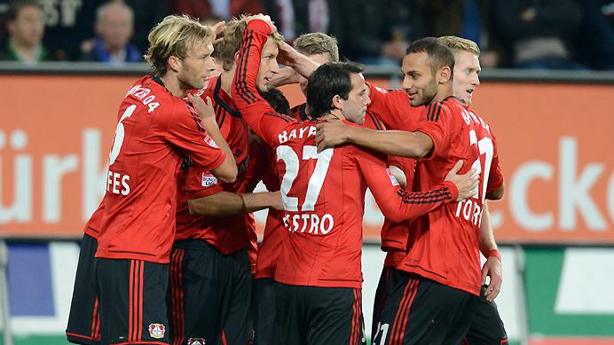 El Bayer Leverkusen se reencuentra con la victoria