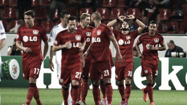 El Leverkusen Express arriba a Champions League