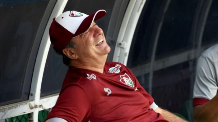 Levir Culpi acredita que vitória no clássico contra Botafogo mexe com emocional