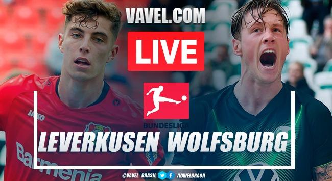 Gols e melhores momentos Bayer Leverkusen x Wolfsburg pela Bundesliga (1-4)