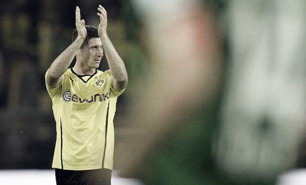 Lewandowski y Dortmund, eternamente agradecidos